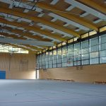 Sporthalle mit Vereinsheim in Stuttgart