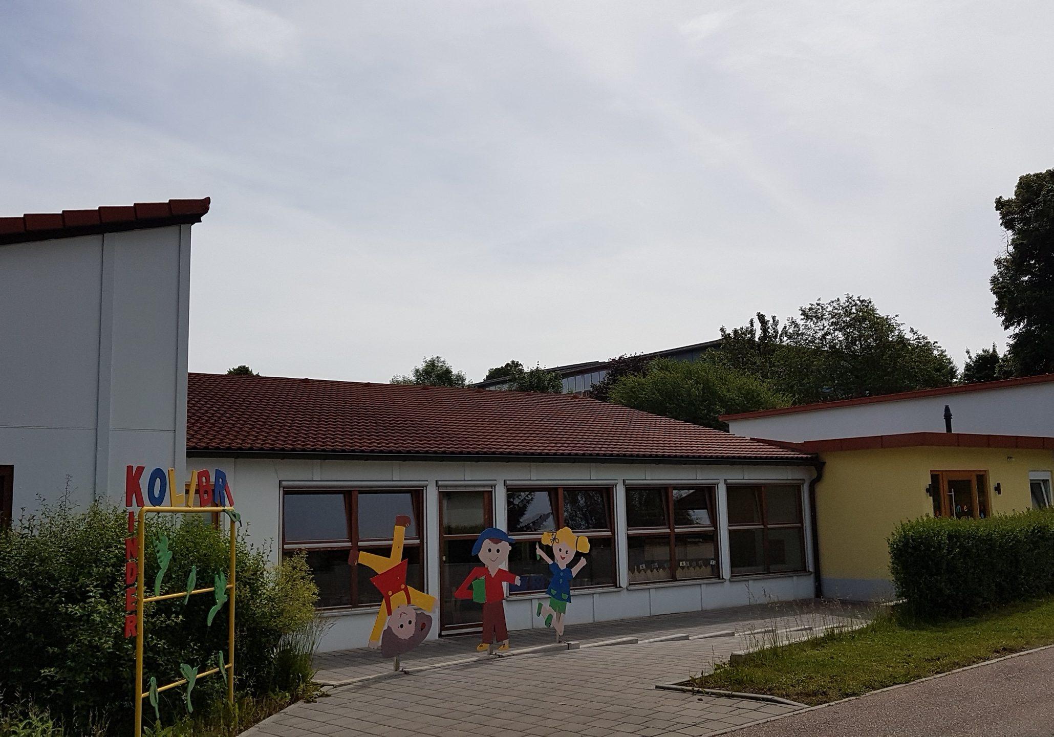Erweiterung Kindergarten