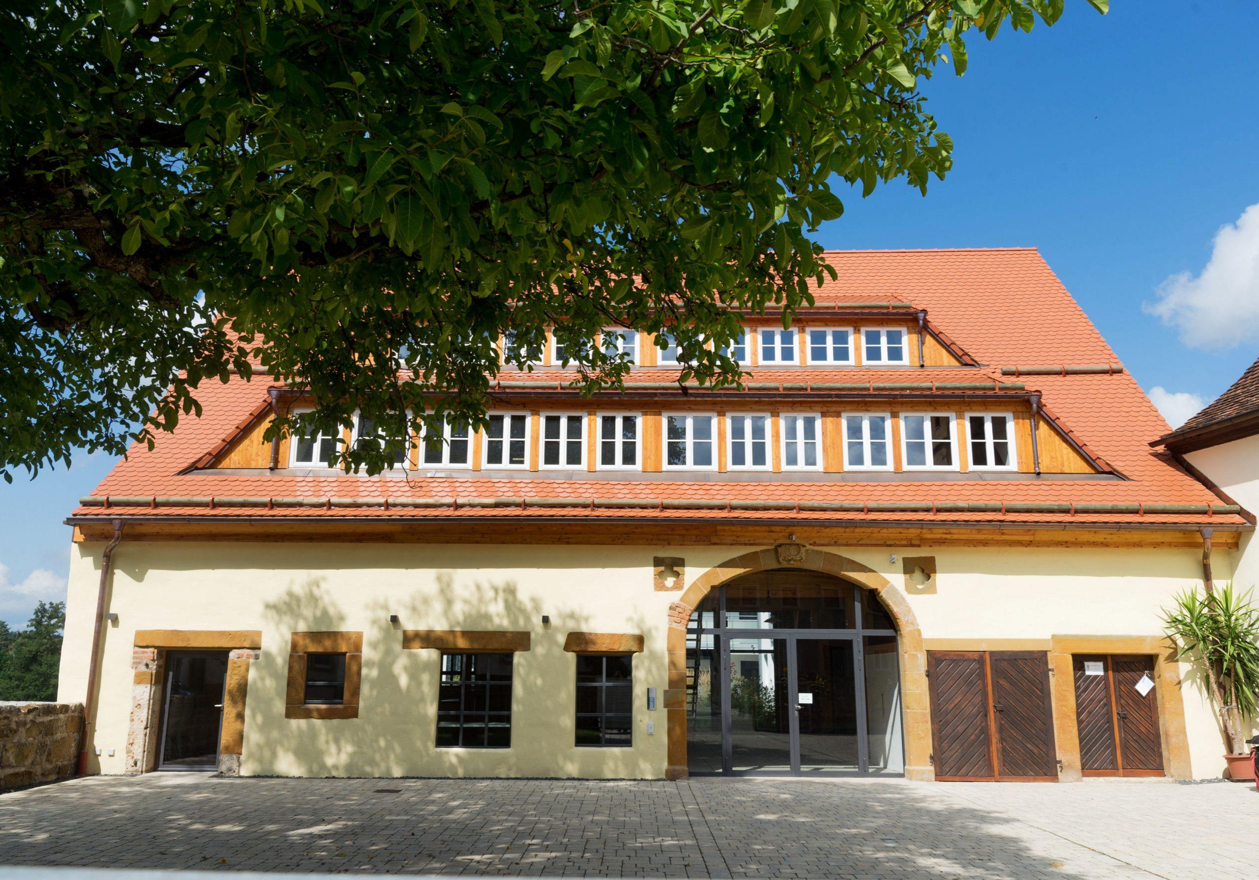 Umbau Scheune zur Kultur- und Begegnungsstätte, Lauchheim